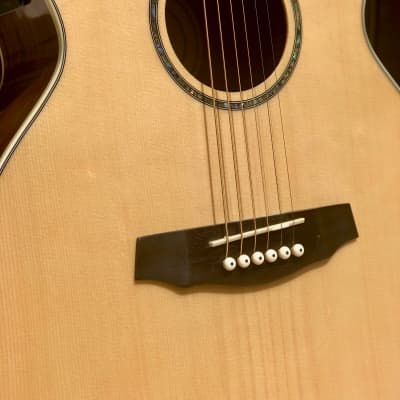 Fretlight FG-629 Wireless Acoustic / Electric Guitar - Wireless Lighted Learning System + Extras for sale