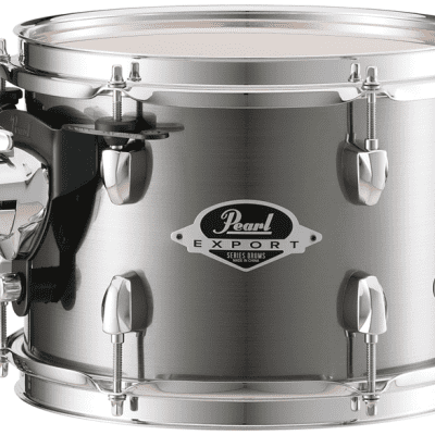 "Pearl Export 10""x7"" Add - On Tom Pack - Smokey Chrome"