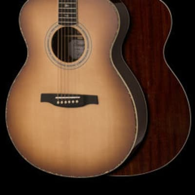 PRS SE Tonare Series T40E Acoustic/Electric Guitar, Tobacco Sunburst Finish, w/ PRS Hardshell Case for sale