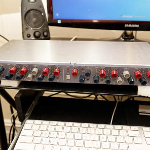 AMS Neve 8803 Dual Channel Equalizer