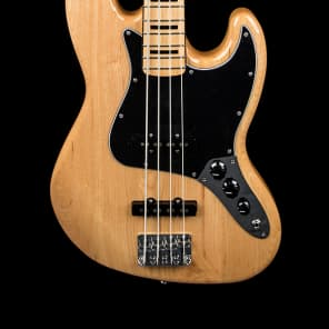Fender Special Edition Classic 70's Jazz Bass Natural for sale
