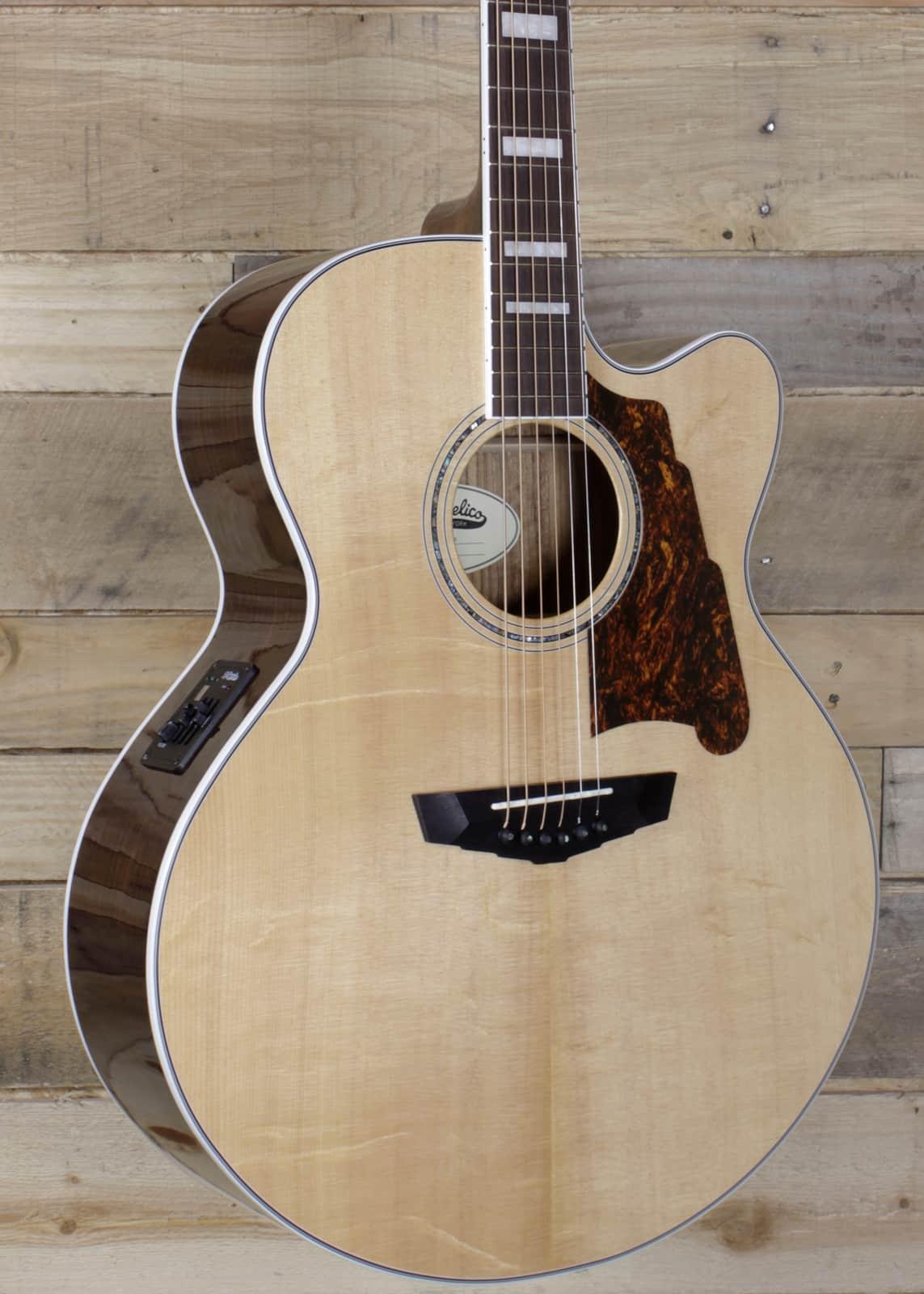 d 39 angelico premier madison jumbo acoustic electric guitar reverb. Black Bedroom Furniture Sets. Home Design Ideas