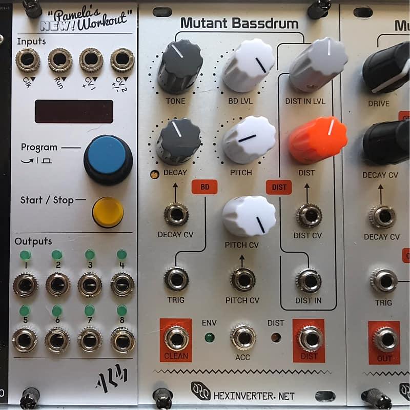 mutant bassdrum