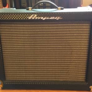 "Ampeg Model SJ-12R Super Jet 50-Watt 1x12"" Guitar Combo"