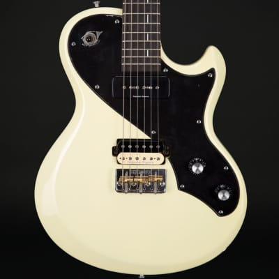 Shergold Provocateur SP01-SD P90/HB in Thru-Dirty Blonde for sale