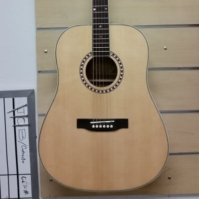 Ace HK - Acoustic Guitar Spruce (NAMM STOCK) for sale