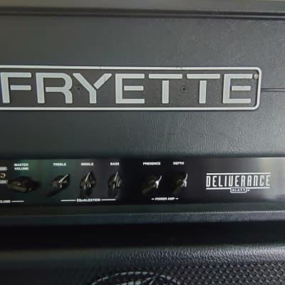 Fryette  Deliverance 60  Black for sale