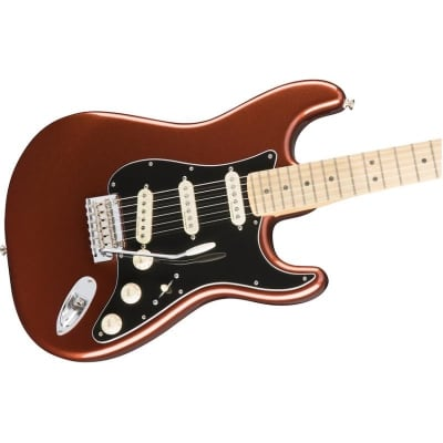 Fender Deluxe Roadhouse Strat Classic Copper, Maple for sale