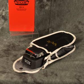 VOX V847A Wah Wah Pedal Chrome & Black Classic w Bag & FREE Same Day Shipping