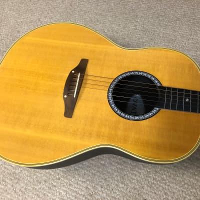 Vintage Ovation Medallion 1142-4 Bowl Back Acoustic Guitar & OHSC for sale