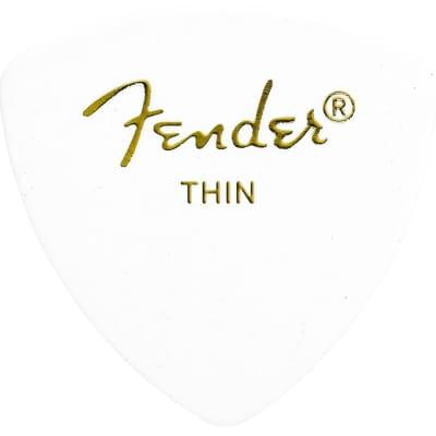 Fender 346 SHAPE CLASSIC CELLULOID PICKS - 12 COUNT