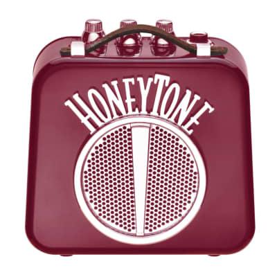 Danelectro Honeytone N-10 Guitar Mini Amp Burgundy