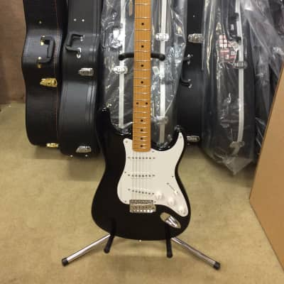 Tokai Silver Star 2017 SS88 Black Strat w/ Tweed Hard Case for sale