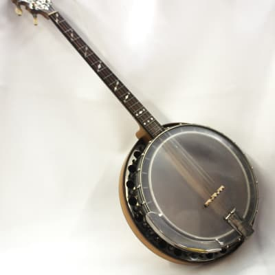 Vintage 1925 Paramount Style 'A' William L. Lange 4-String Tenor Banjo for sale