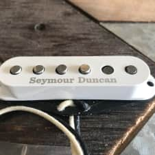 Seymour Duncan Seymour Duncan SSL-1 Neck Pickup for fender Strat White