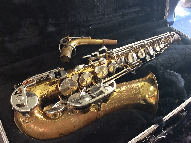 Selmer Bundy Ii Alto Saxophone Underwood Music Reverb