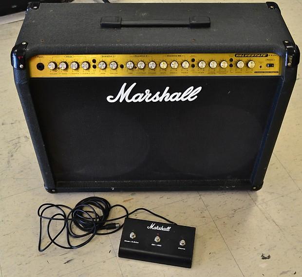 Marshall Valvestate Vs265 Guitar Amplifier Amp 2x12 Quot Reverb