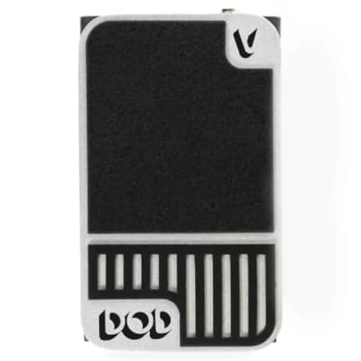 DOD Mini Volume Pedal - Ultra Compact size - Treble Bleed for sale