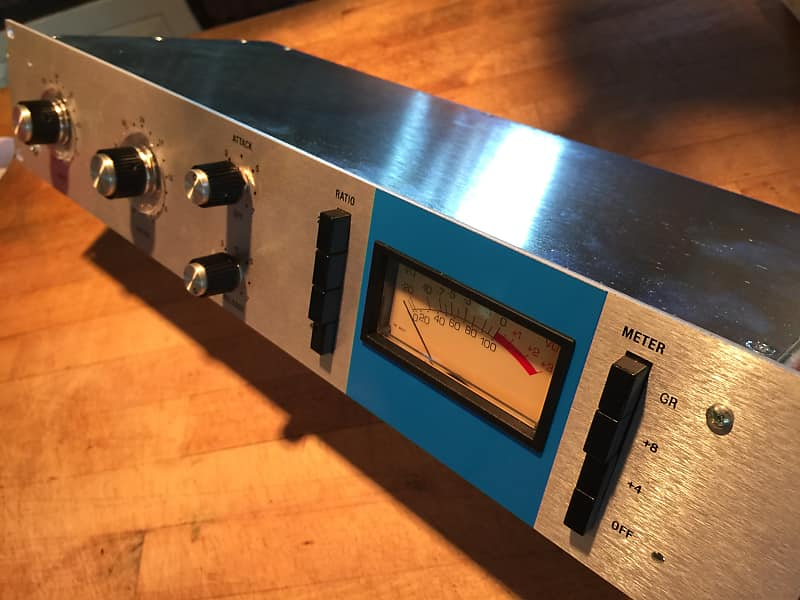 Hairball Assembled Blue Stripe 1176 Rev A Limiter - BARELY USED!