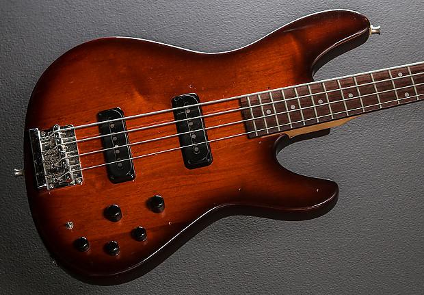 Ibanez TR-500 Bass Recent Sunburst | Reverb