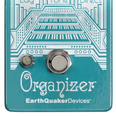 EarthQuaker Devices Organizer Polyphonic Organ Emulator V2 *Free Shipping in the USA*