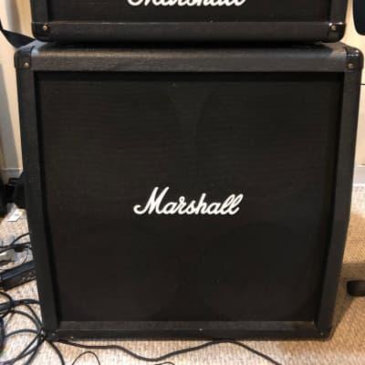 Marshall  MG100 HDFX  2008 Black / Tolex