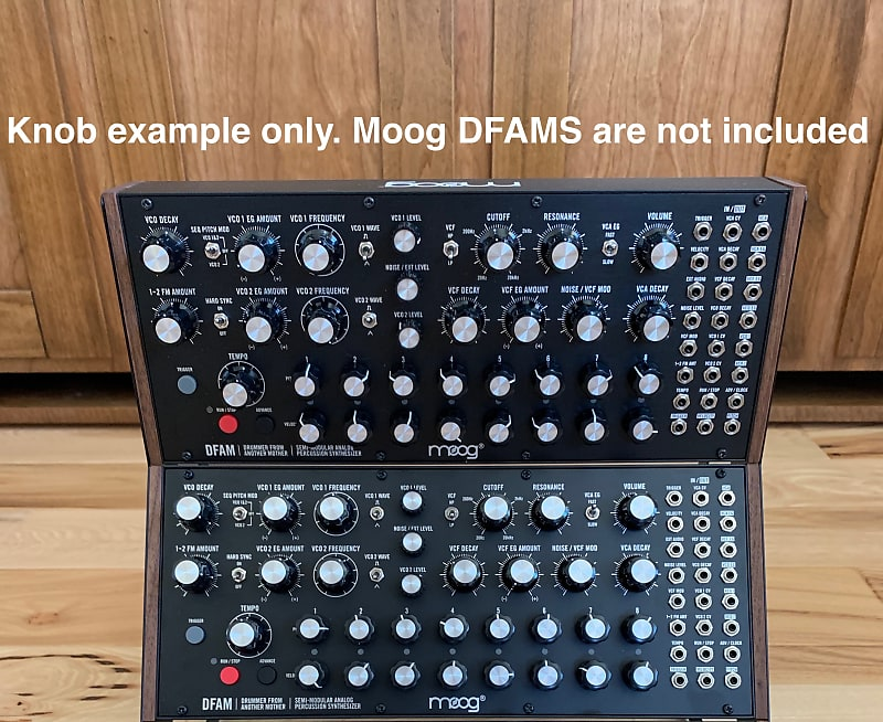 Thonk Moog DFAM Knob Upgrade Kit | Richard's Shop
