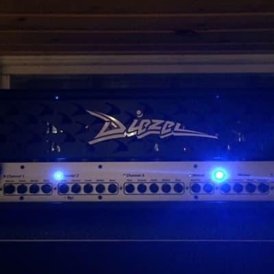 Diezel Herbert 180w 3-Channel Tube Guitar Head for sale
