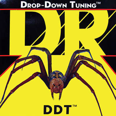 DR Strings DDT Drop Down Tuning Electric 11-54