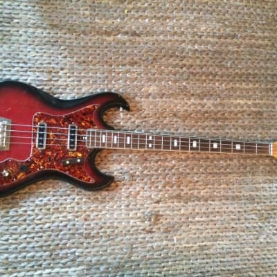 Kingston  Vintage Bass  2 Color Sunburst for sale