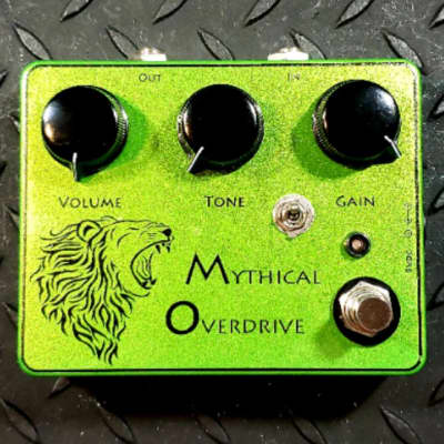 Rimrock Effects Mythical Overdrive Klone FREE SHIPPING image
