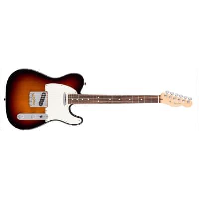 Fender American Professional Telecaster (3 Colour Sunburst, Rosewood) for sale