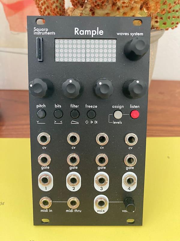 Squarp Instruments Rample