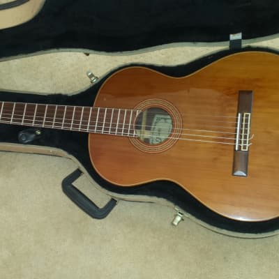 L. Benito  Classic Classical Guitar Alerce Top Only a Few Made for sale