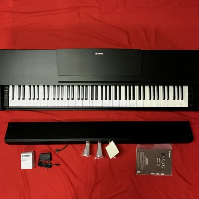 [USED] Yamaha YDP-143B Arius traditional Console Digital Piano with Bench, Black Walnut (See Descrip