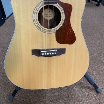 Guild D260CE Acoustic Guitar, Free Shipping