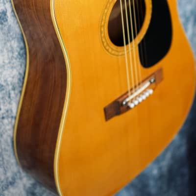 Kiso Suzuki  W E - 150 1977  Acoustic  Guitar , Mahogany and Spruce. MIJ for sale