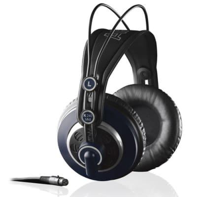 AKG K240 MKII Professional Semi-Open Stereo Headphones