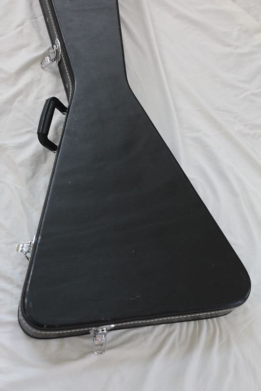 d9f5e13bcf4 ... Black - Case N Bag Makers To The World. By CNB; Listed 3 months ago by  Buffalo Music and Guitars; Condition: Very Good; 157 Views. Ended!