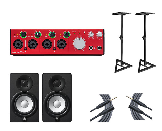 Best Studio Monitor Stands For Yamaha Hs