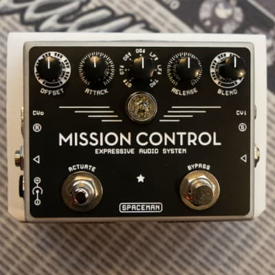 Spaceman Mission Control Expressive Audio System 2019 Silver Edition