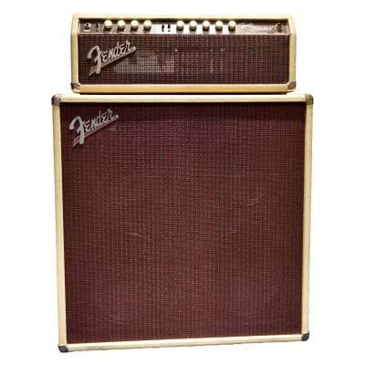 "FenderTone-Master 2-Channel 100-Watt 4x12"" Guitar Amp Half Stack1994 - 2002"