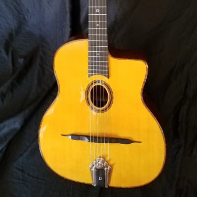 Gitane  DG 310 Lulo  Reinhardt Gypsy Jazz 2019 Natural for sale