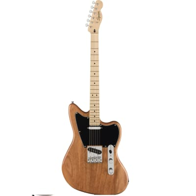 Squier Paranormal Series Offset Telecaster Electric Guitar, Natural