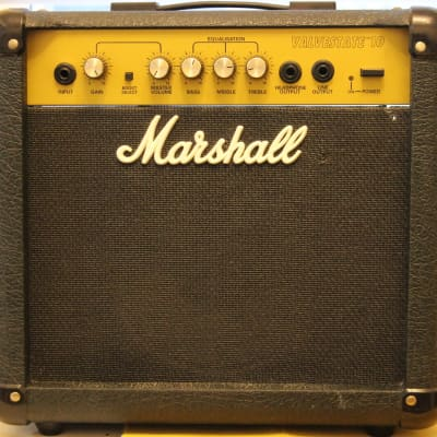 "Marshall Valvestate 10 Model 8010 10-Watt 1x8"" Guitar Combo"