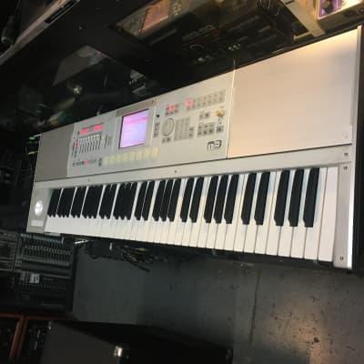 Korg M3 73 keys keyboard , New LCD Touch Screen ,Clean //ARMENS//
