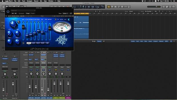 Waves JJP Drums plugin | Carolanne's Boutique