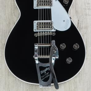 Gretsch G6128T Players Edition Jet FT Electric Guitar Bigsby RW Board Black for sale