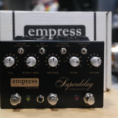 Empress Vintage Modified Superdelay