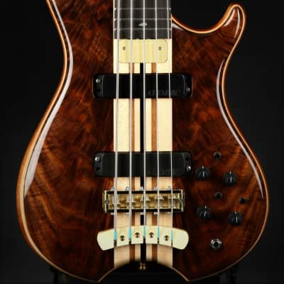 Alembic Rogue 5 String - Walnut for sale
